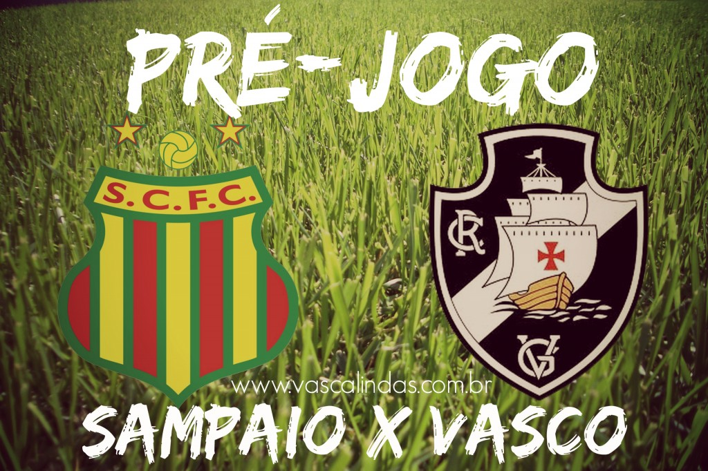 sampaio x vasco