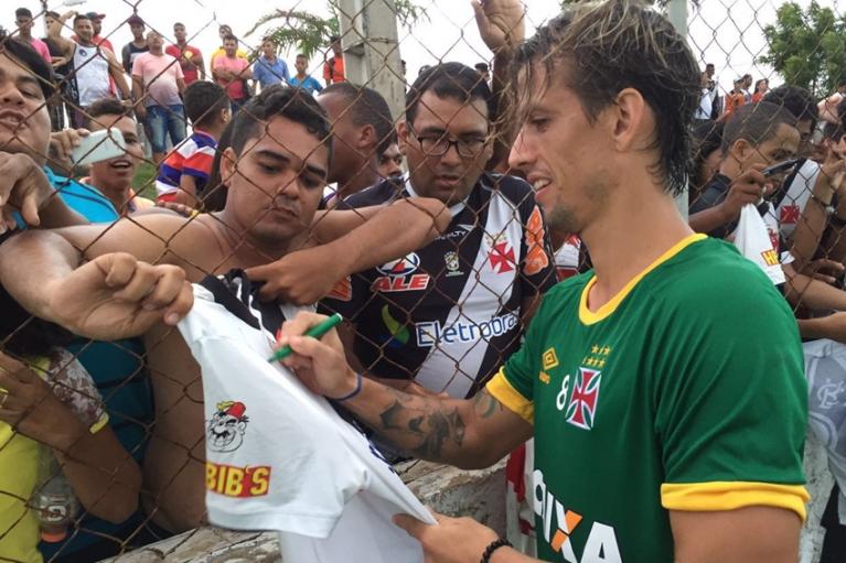 Vasco no Maranhão - foto Carlos Gregorio