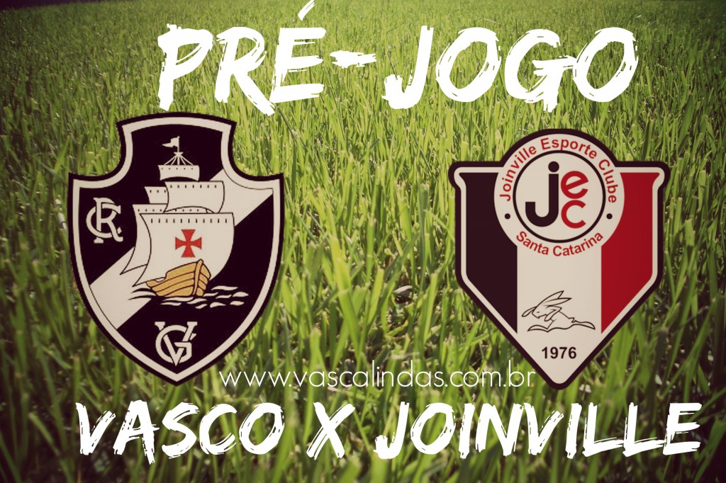 vasco x joinville